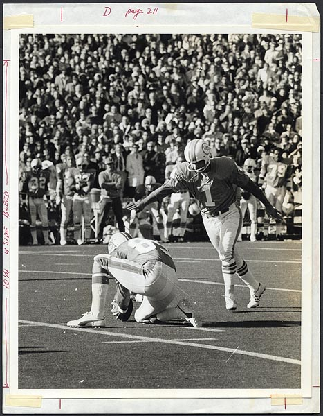 Garo Yepremian Super Bowl Original Photograph