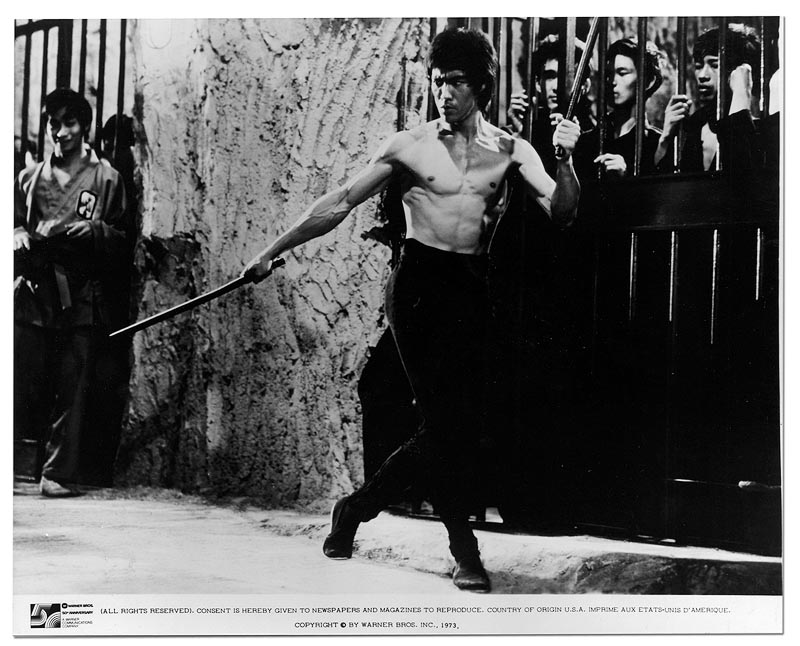 Bruce Lee Enter The Dragon Original Movie Still Photograph