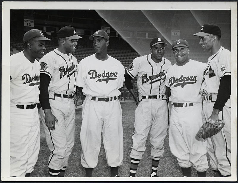 a history of african americans in major league baseball The real first african-american major league baseball player is because at least one other african-american played major league baseball to history and.