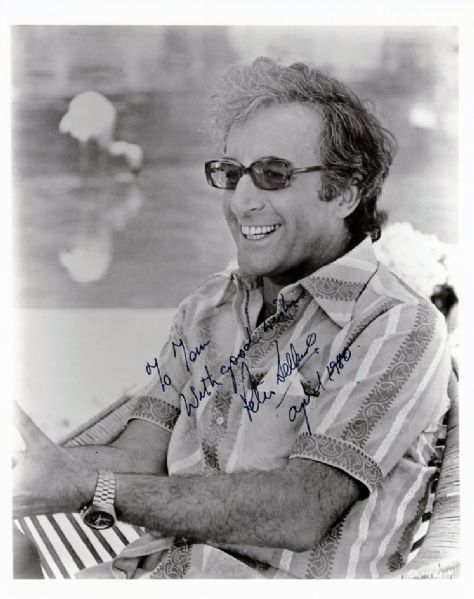 Peter Sellers Signed and Inscribed Photograph