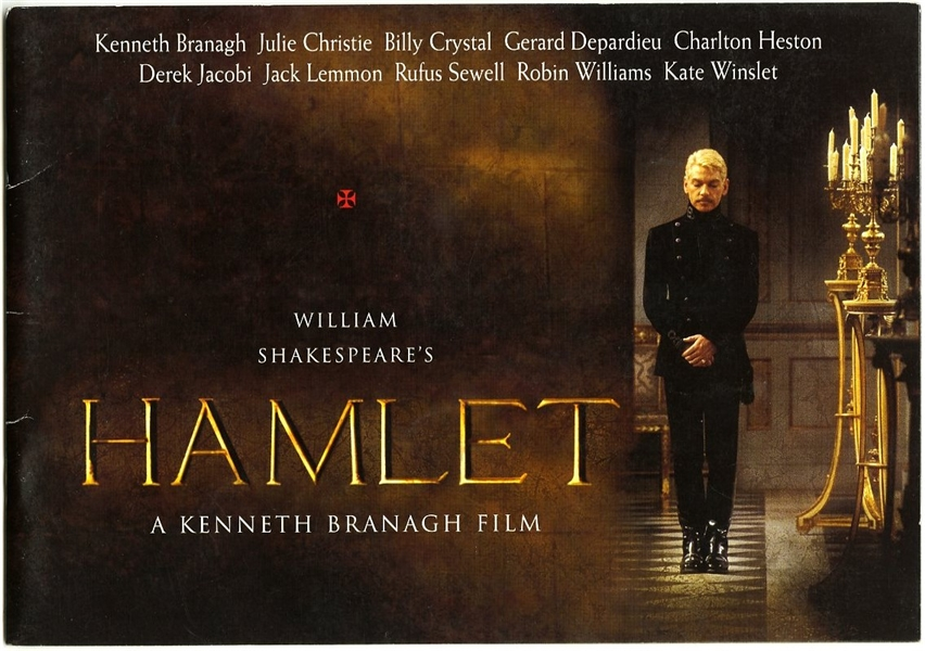 Hamlet Movie Premiere Press Book