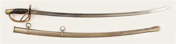 1860's Original Civil War Cavalry Officer's Sword