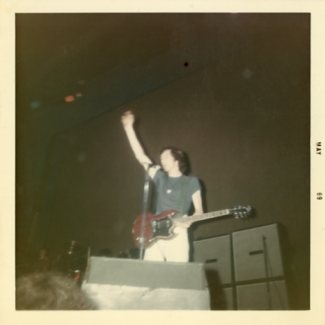 "Pete Townshend ""The Who"" Original 1960's Concert Snapshot Photograph"