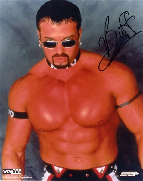 Buff Bagwell Signed Photograph