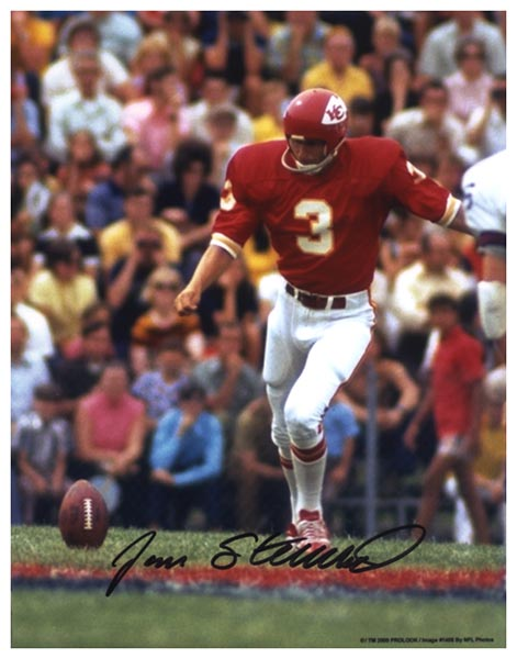 Jan Stenerud Signed Photograph