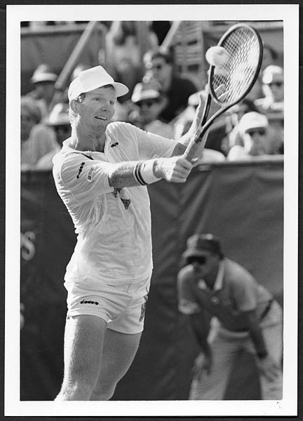 Jim Courier 1991 US Open Original Photograph