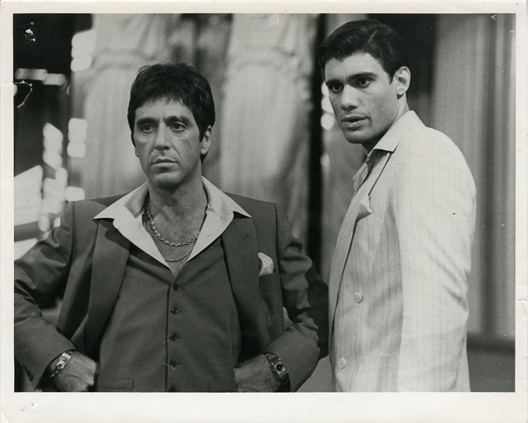 "The Finest Original ""Scarface"" Movie Still Photograph"